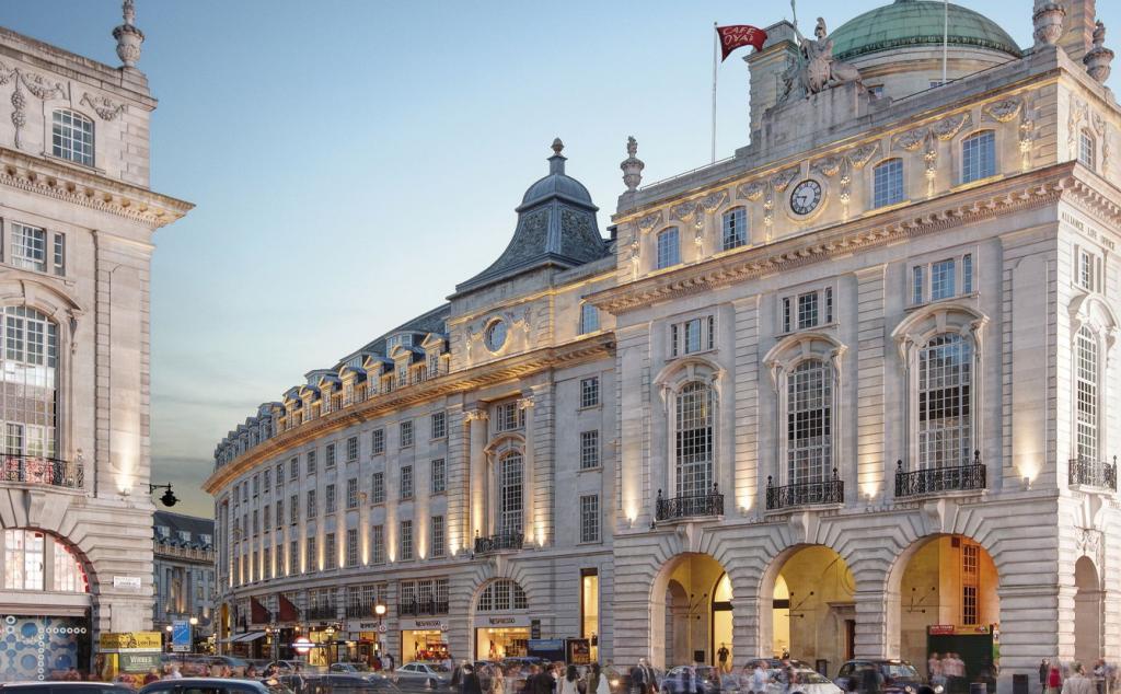 Hotel Cafè Royal, London