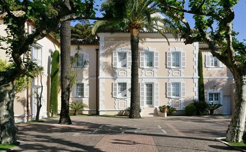 Cheval Blanc, Saint Tropez