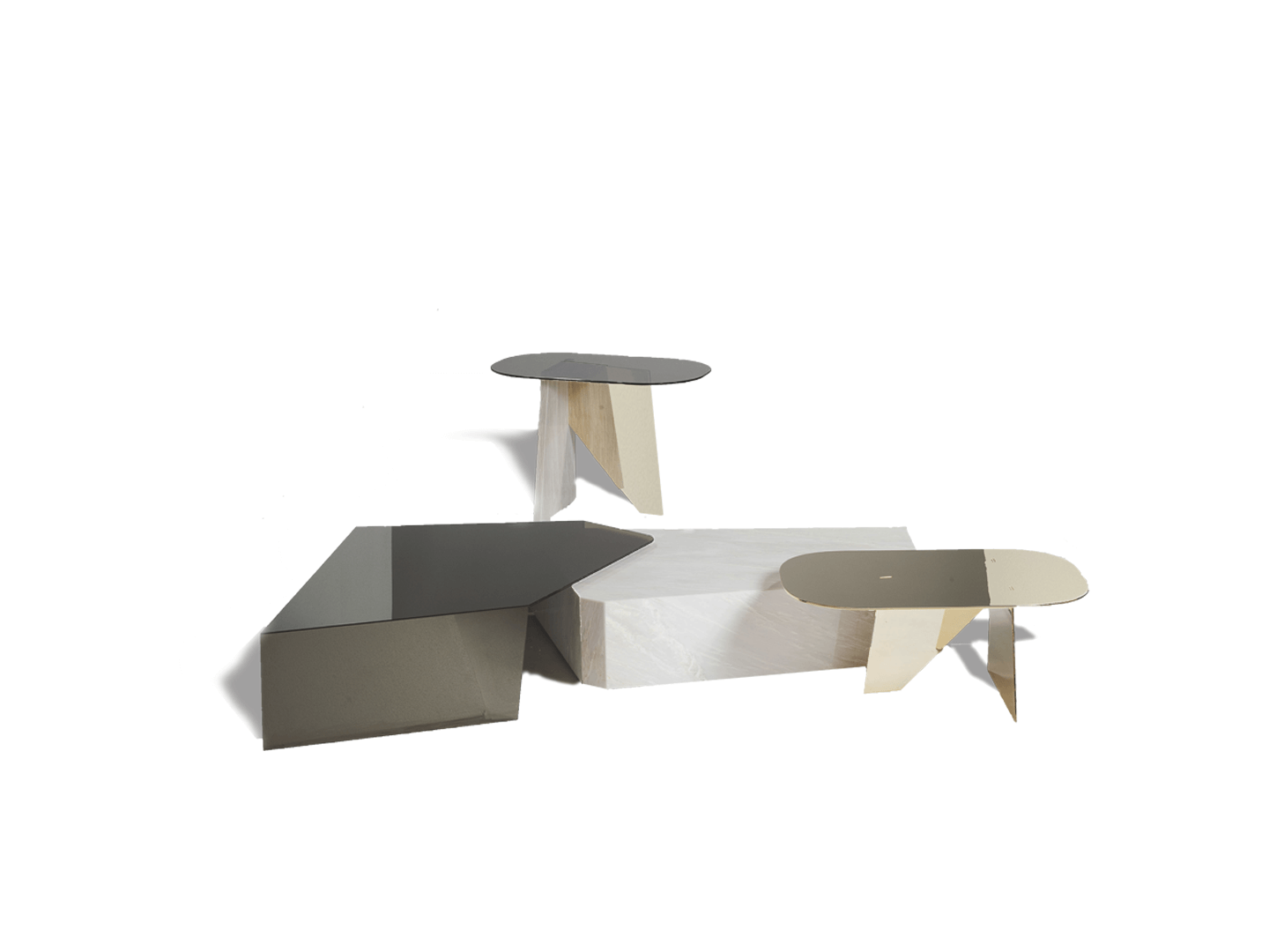 Imperfect coffee table
