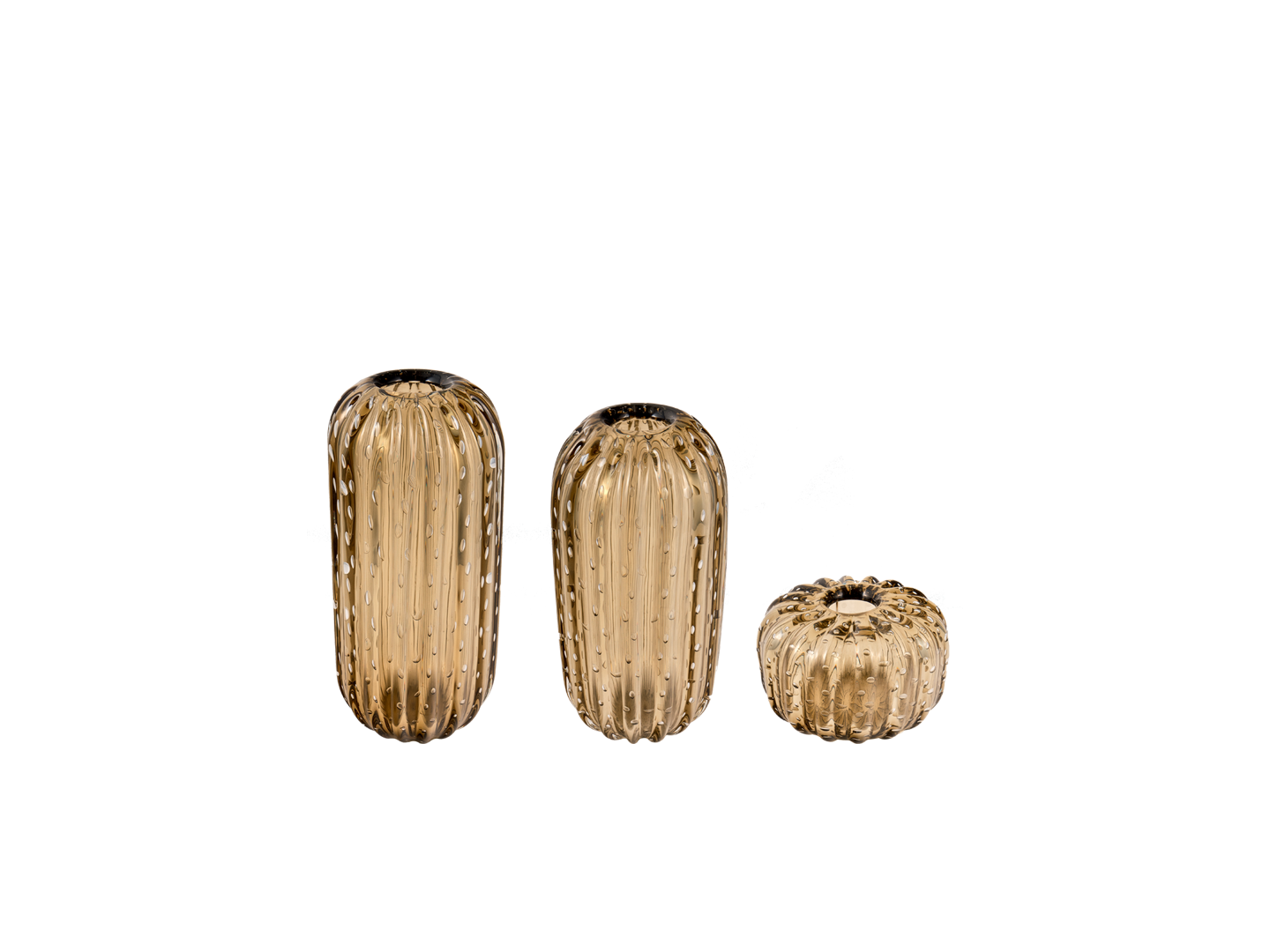 Murano vases – bolle collection