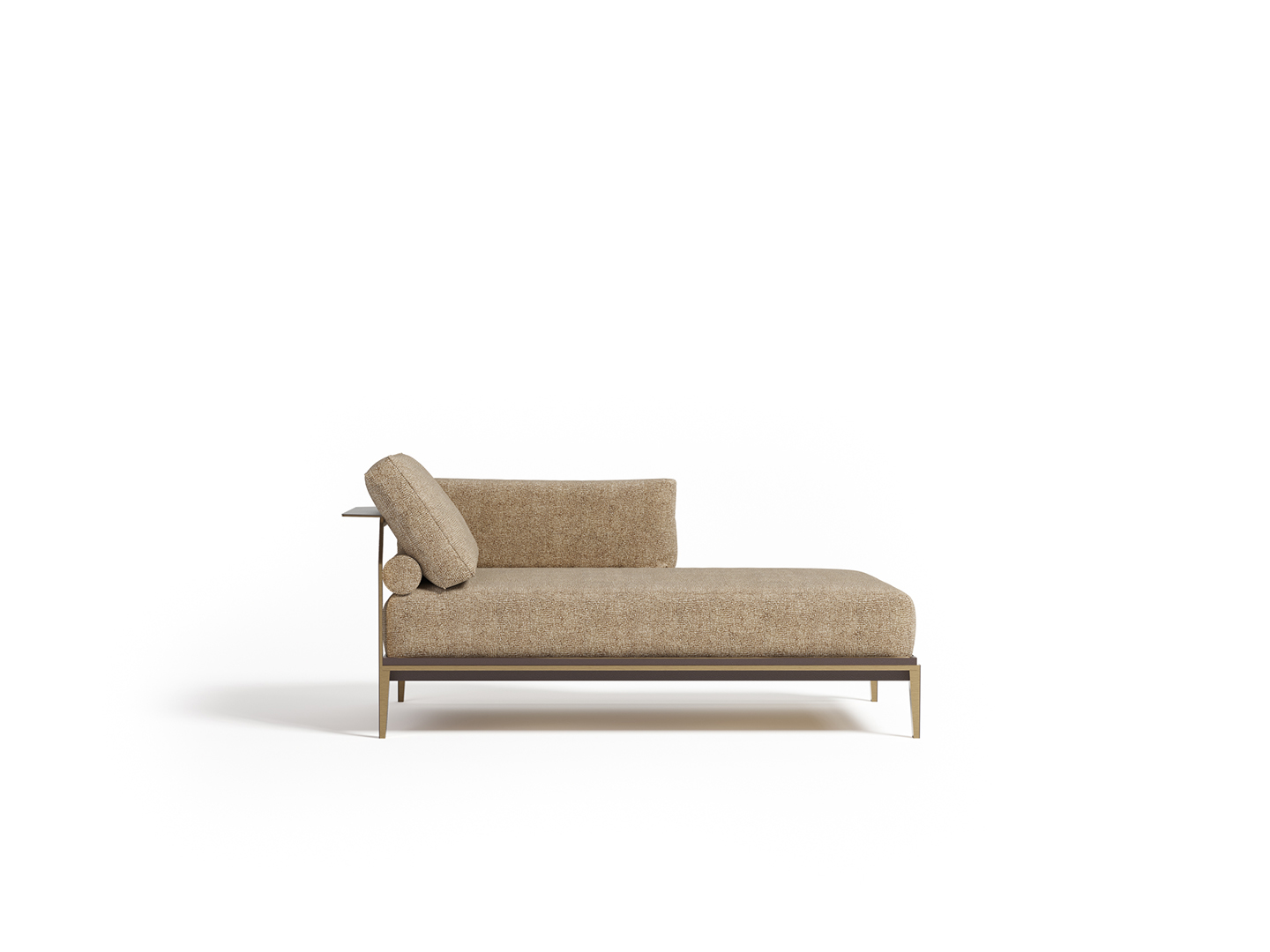Victor chaise longue