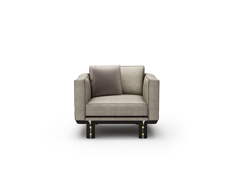 Dromo armchair