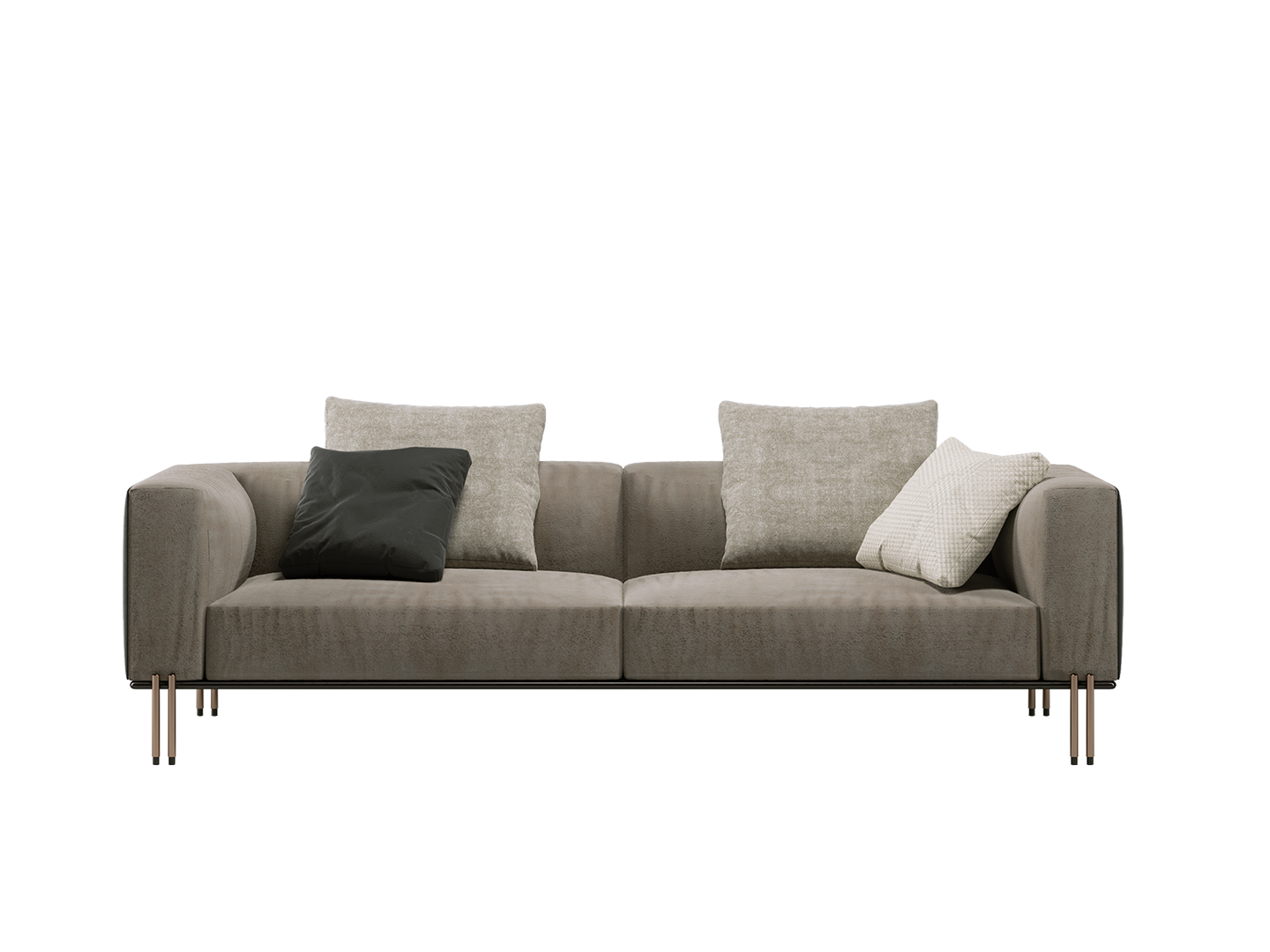 Soft-Ratio sofa