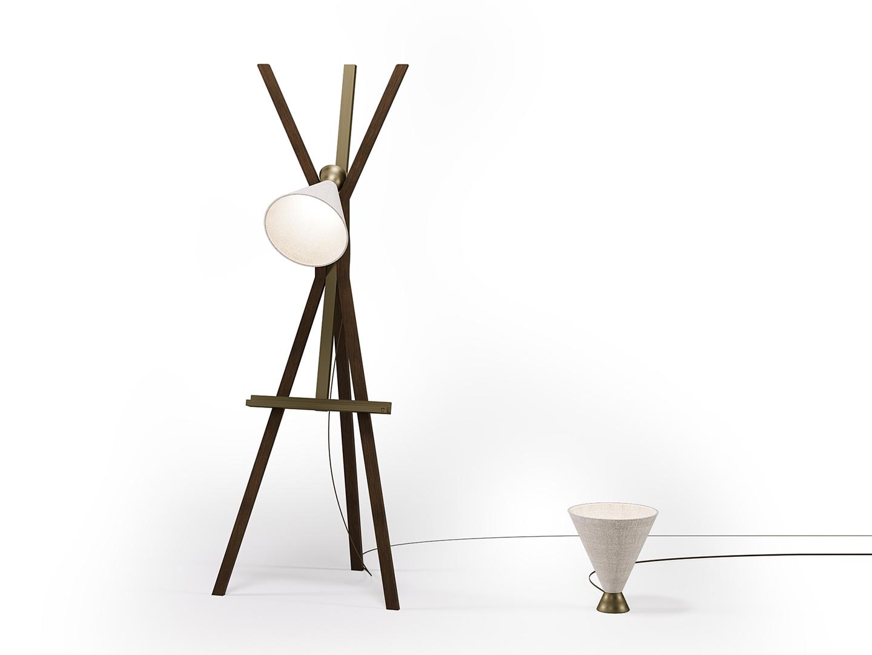 Cone lamp