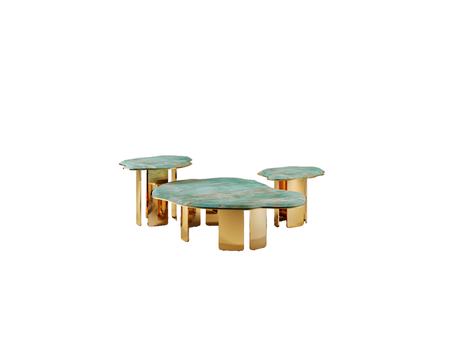 Claude coffee table