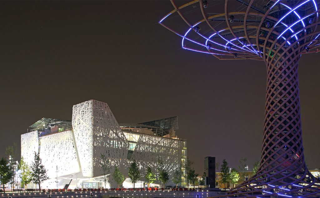Palazzo Italia – EXPO Milano 2015
