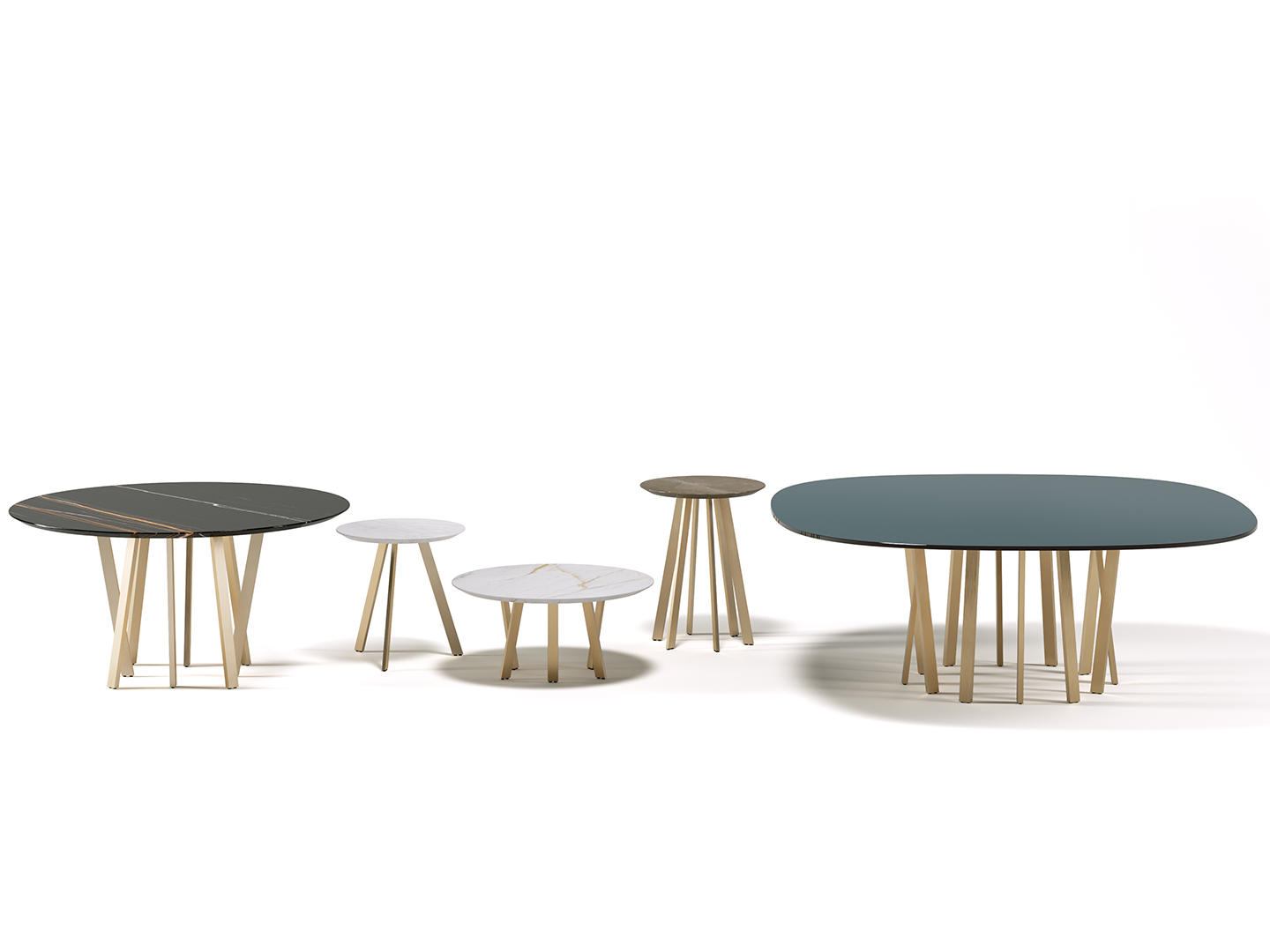 For Hall coffee table