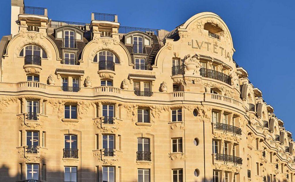 Lutetia Hotel, Parigi