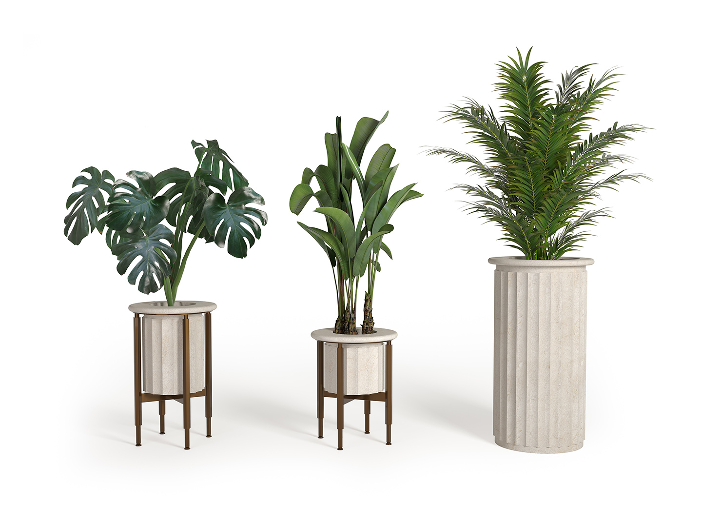 Maputo Cachepot – Vaso Decorativo