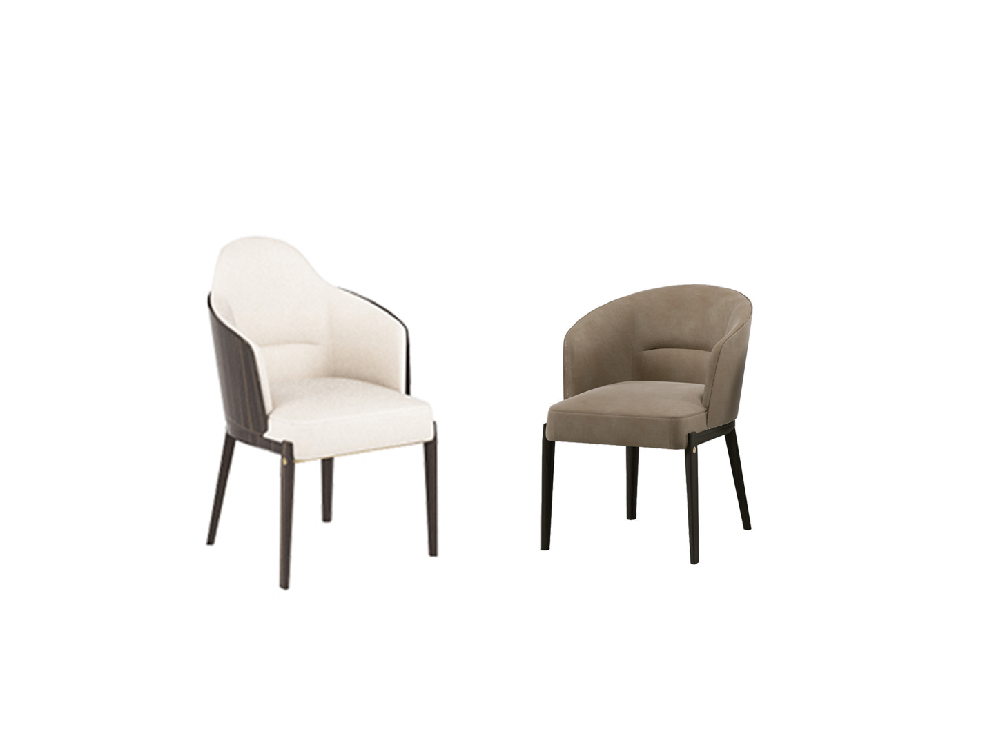 N°5 high and low chair
