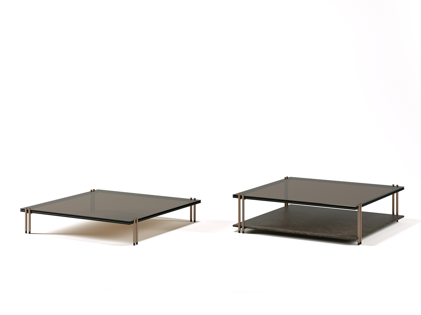 Soft-Ratio coffee table