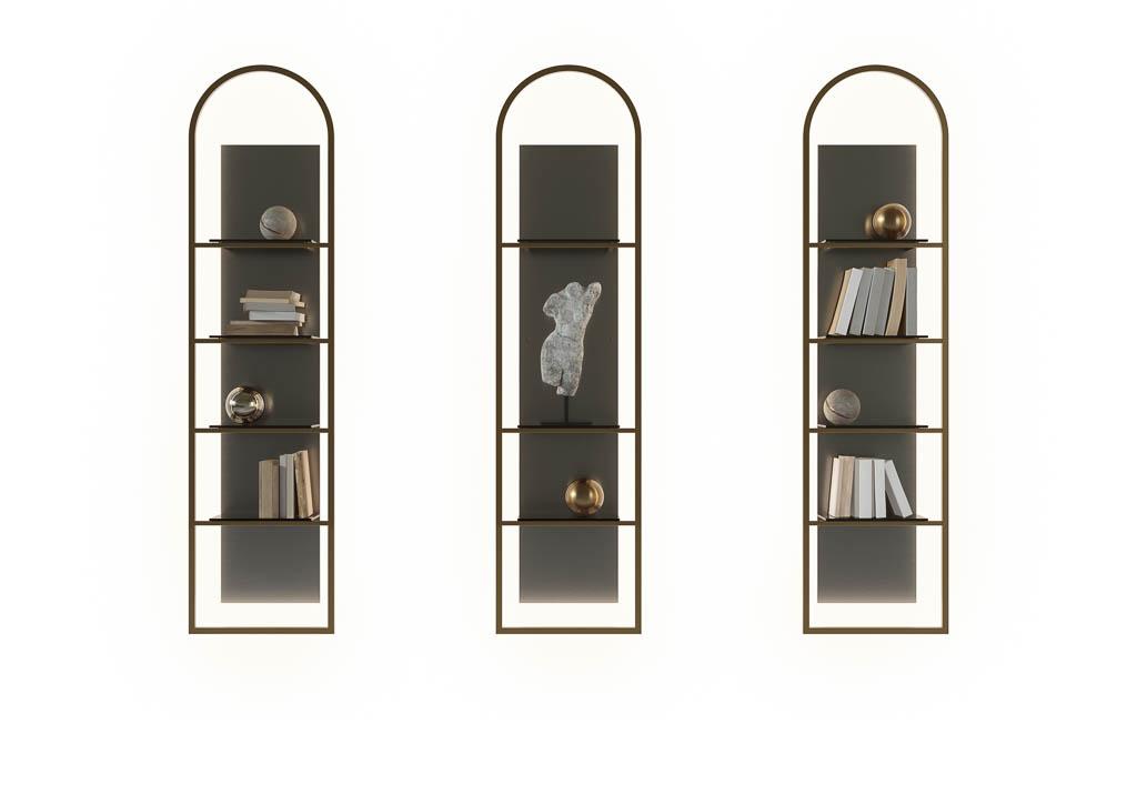 Uffizio Bookcase